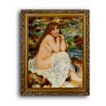 Renoir | Seated Bather