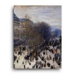 Monet | Boulevard des Capucines