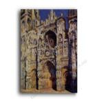 Ruen Cathedral in Full Sunlight