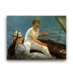 Manet | Boating
