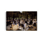 Manet   Music in the Tuileries