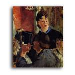Manet   The Waitress