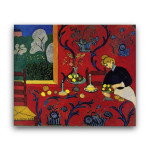 Matisse | Harmony in Red