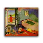 Matisse | Interior at Collioure