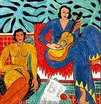 Matisse | La Musique,1939