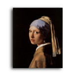 Jan Vermeer | Girl with a Pearl Earring