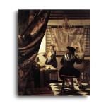 Jan Vermeer | The Art of Painting