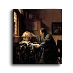 Jan Vermeer   The Astronomer