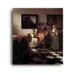 Jan Vermeer |  The Concert