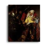 Jan Vermeer | The Procuress
