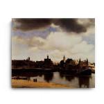 Jan Vermeer | View of Delft