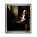 Jan Vermeer   Woman Holding a Balance