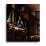 Jan Vermeer | The Geographer