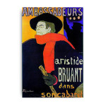 Henri de Toulouse-Lautrec | Ambassadeurs