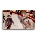 Henri de Toulouse-Lautrec | At the Cirque Fernando The Ringmaster