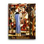August Macke | Large Bright Shop Window