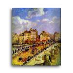 Camille Pissarro   A Pont-Neuf