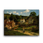 Camille Pissarro | L'Hermitage at Pontaise