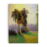 Camille Pissarro   Sunset at St.Charles