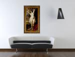 Andromeda on the wall