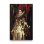 Paul Rubens | Portrait of Marchesa Brigida Spinola Doria
