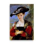 Paul Rubens | Portrait of Susanna Fourment