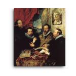 Paul Rubens   The Four Philosophers