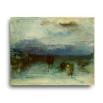 J.W.Turner   Moonlight