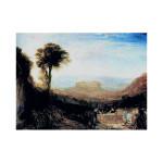 J.W.Turner | Orvieto