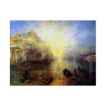 J.W.Turner   Ovid Banished from Rome