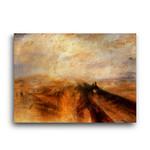 J.W.Turner | Rain, Steam and Speed