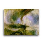 J.W.Turner | Snowstorm