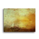 J.W.Turner | Sunrise with Sea Monsters