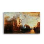 J.W.Turner | Ulysses Deriding Polyphemus