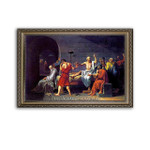 David   The Death of Socrates