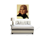Bonaparte on the wall