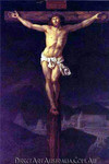 Jaques Louis David | Christ on the Cross
