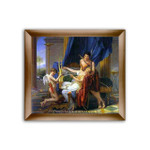 David | Sappho and Phaon