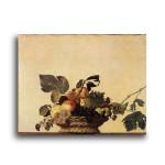 Caravaggio | Basket of Fruit