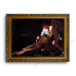 Gold Ornate Outer Frame