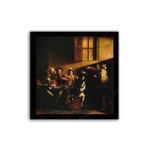 Caravaggio   The Calling of Saint Matthew