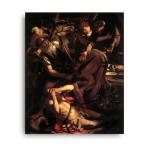 Caravaggio | The Conversation of Saint Paul