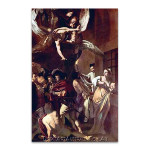 Caravaggio | The Seven Works of Mercy