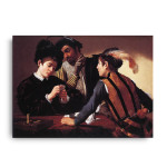 Caravaggio | The Cardsharps