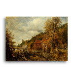 John Constable | Arundel Mill and Castle