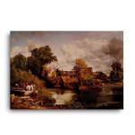 John Constable | The White Horse