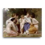 William Bouguereau   Admiration