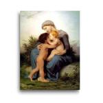 William Bouguereau | Fraternal Love