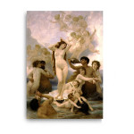 William Bouguereau   The Birth of Venus