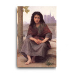 Wiiliam Bouguereau | The Bohemian